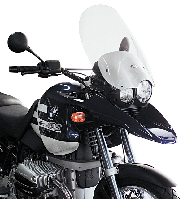Plexiglass specific KD233S for BMW R 1150 GS