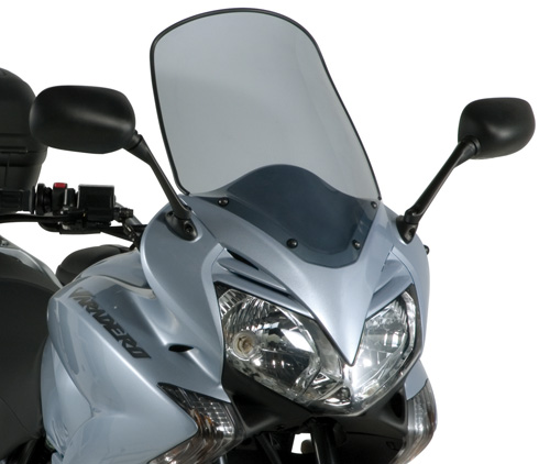 Plexiglass KD311S for HONDA XL 125V Varadero
