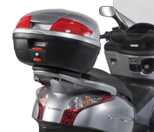 Attacco posteriore KE2240 per Bauletto Monolock per Honda S-Wing