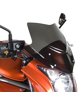 Barracuda Windshield Kawasaki ER6N 09