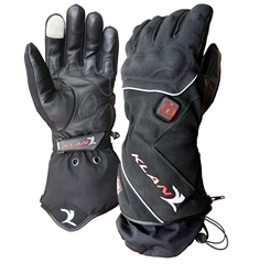 Excess skin Klan Heated Gloves Pro-i, Black