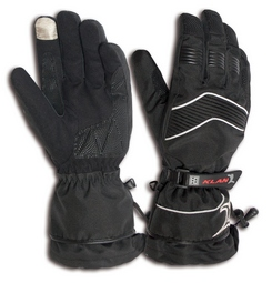 Klan Heated Gloves Touring 4 Lady Black