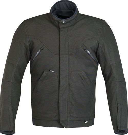 Alpinestars Kinetic Drystar jacket antracite