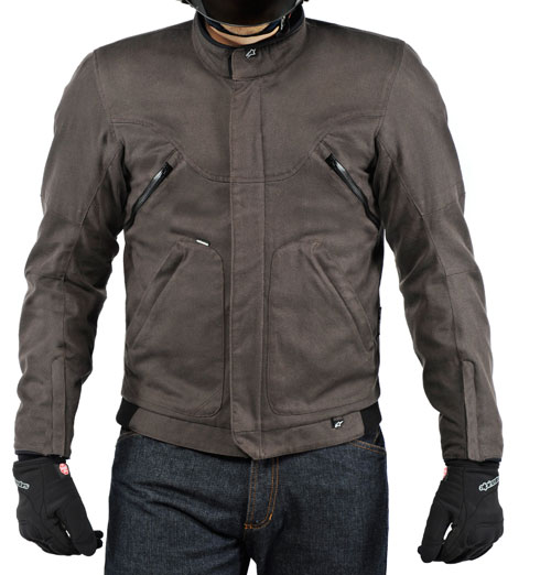 Giacca moto Alpinestars Kinetic Drystar tarmac