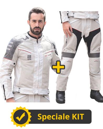 Kit SummerSirio - Giacca + Pantaloni estivi Sirio