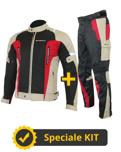 Kit Venom - Giacca + Pantaloni 3 strati