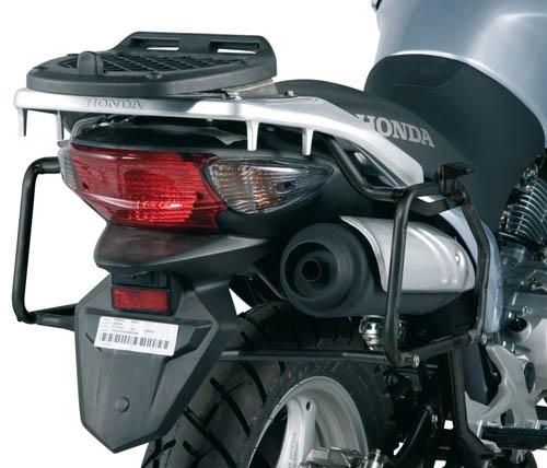KL202 tubular side-case holder for HONDA XL 125V Varadero