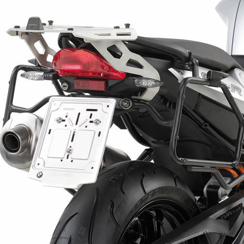Luggage rack for BMW F800R KLR693 release tubular side