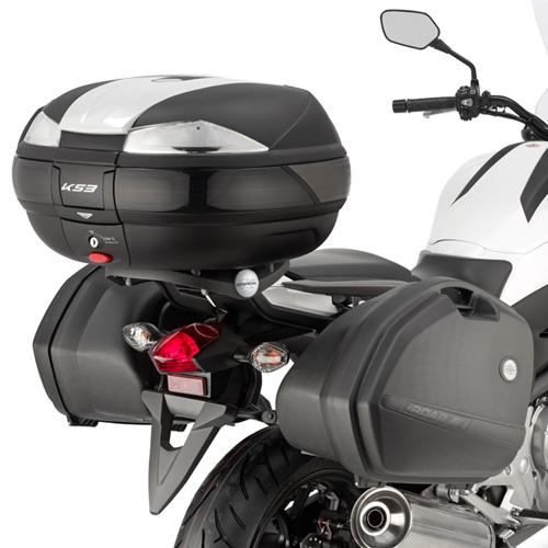 KLX1111 K33 pannier holder for Monokey ® SIDE for HONDA NC