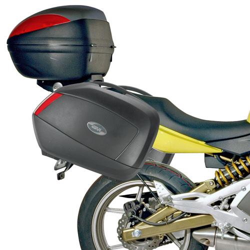 Pannier holder for Kawasaki KLX445 er 6n/er 6f 650 to go
