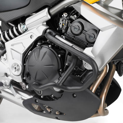 Paramotor specific tubular Kappa for Kawasaki Black