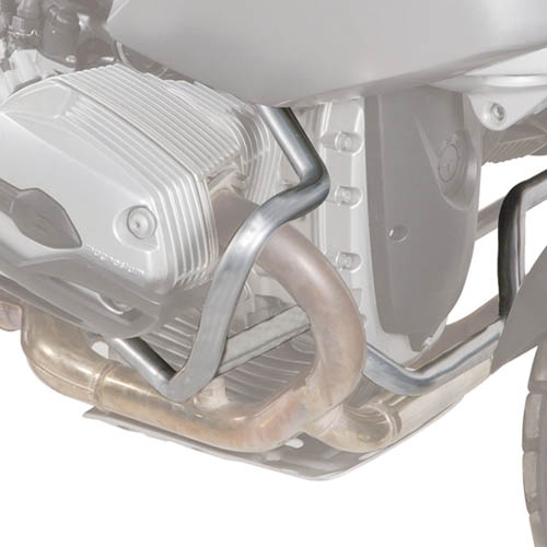 Specific engine guard for BMW R1200GS KN689