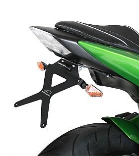 Barracuda holder Kawasaki Z 07