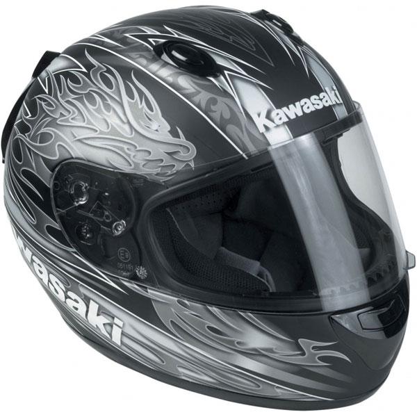 Casco integrale HJC Kawasaki Kninja Dragon MC5F