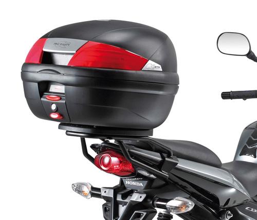 Luggage case KR1570 specific for Honda CBF 125 for MONOLOCK ®
