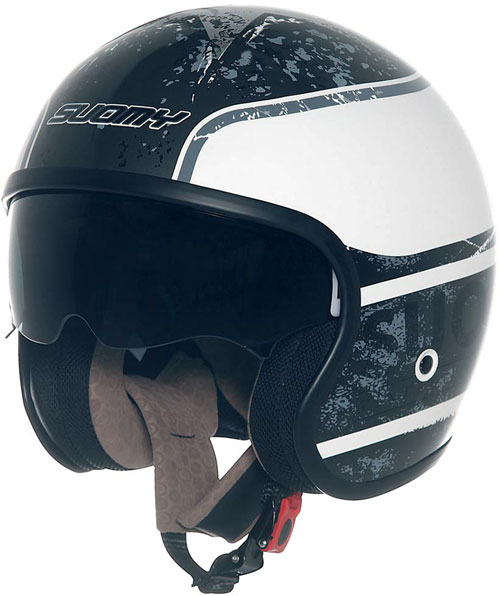 Casco moto Suomy JET 70's Star