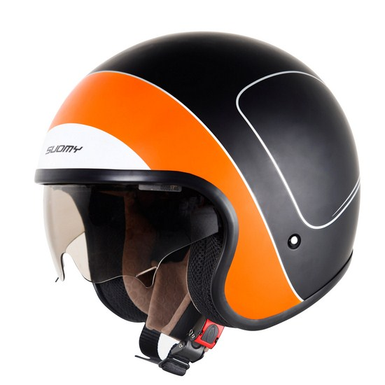 Casco moto Suomy Jet 70's HD