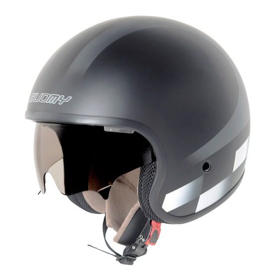 Suomy Jet 70's Racing jet helmet