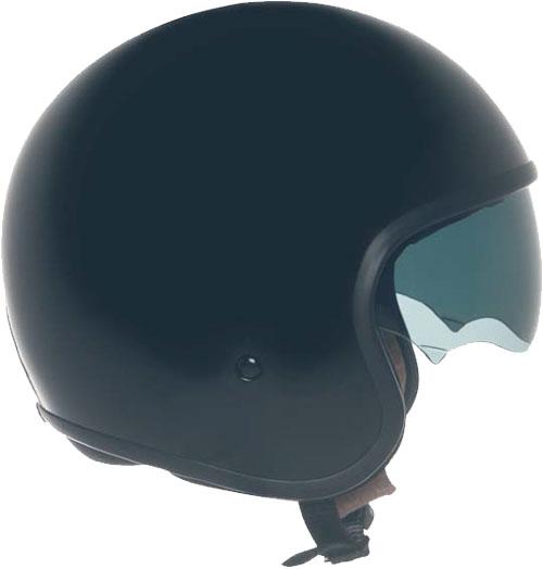 Suomy Jet 70's Plain jet helmet black