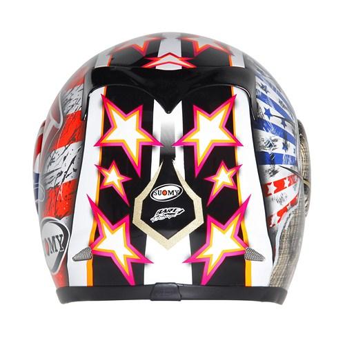 Suomy Apex Sam fullface helmet