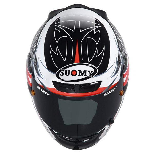 Casco moto integrale Suomy Apex Sketch