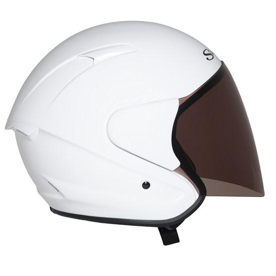 Suomy City Tour jet helmet white