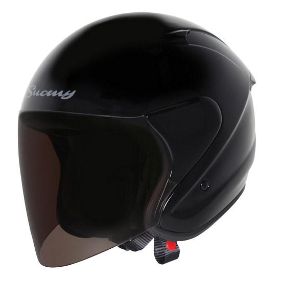 Casco moto Suomy City Tour nero