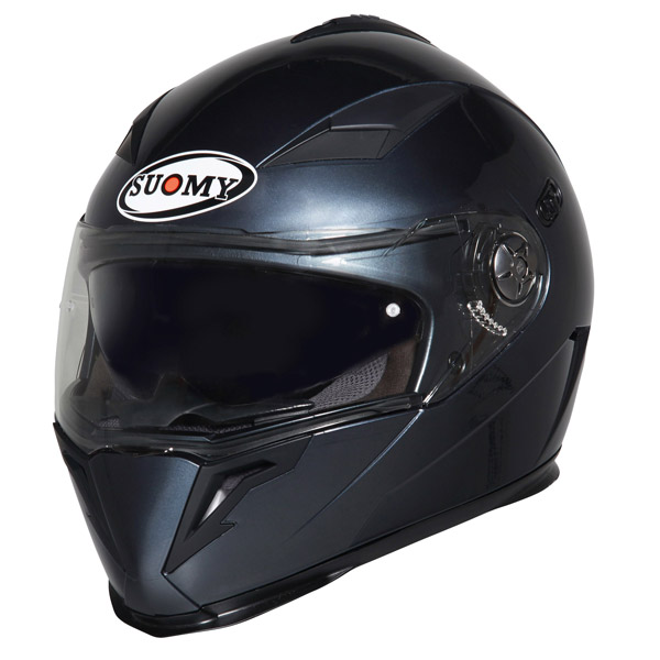 Suomy Halo Plain full face helmet anthracite