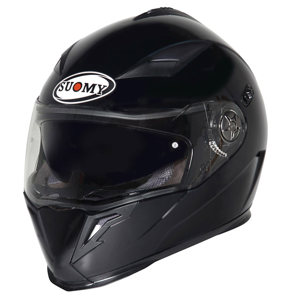 Suomy Halo Plain full face helmet matt black