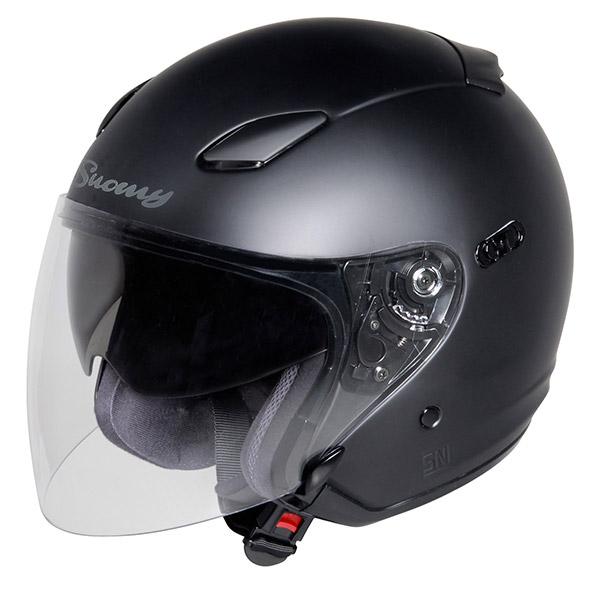 Suomy Inc-State jet helmet matt black