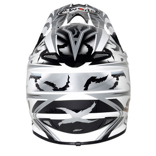Suomy MR Jump Catwalk grey enduro helmet