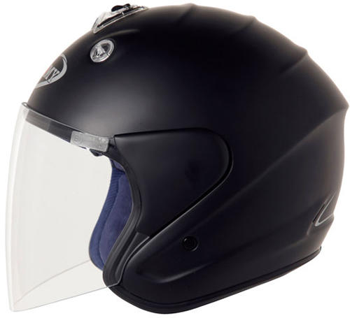 Suomy Nomad Plain jet helmet matt black