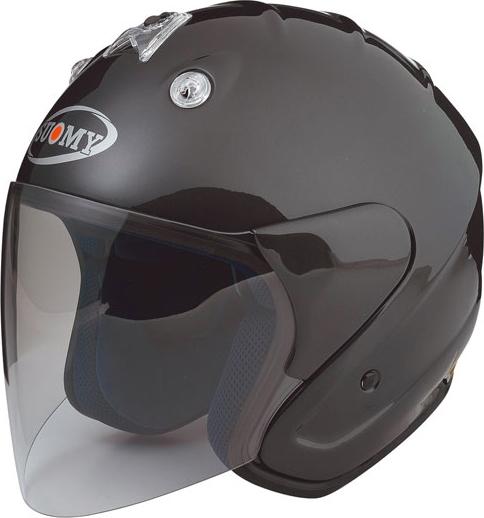 Suomy Nomad Plain jet helmet anthracite