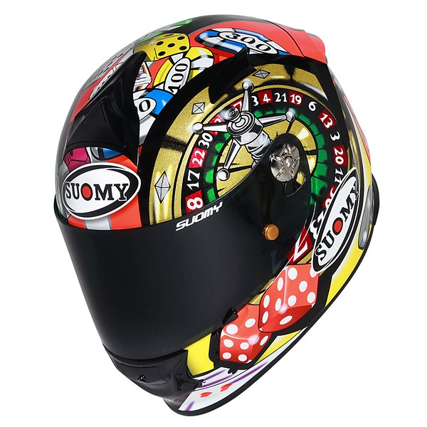 Casco moto Suomy SR Sport Gamble