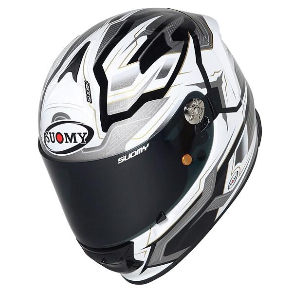 Suomy Sr Sport Diamond grey full face helmet