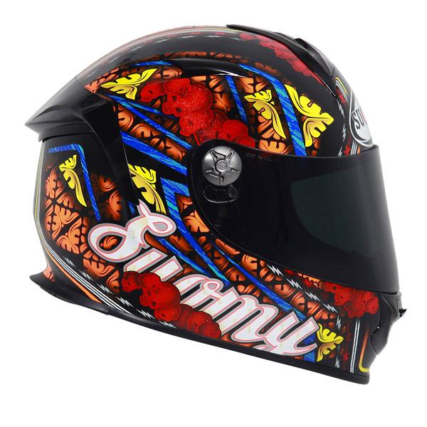 Casco moto Suomy SR Sport Skull