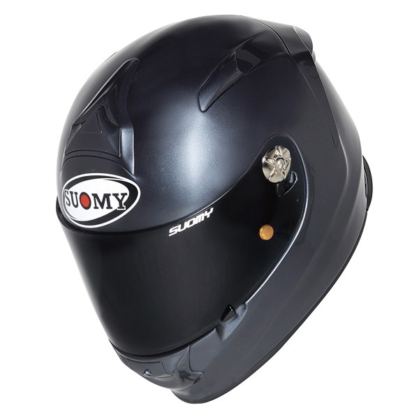 Suomy Sr Sport Plain full face helmet anthracite
