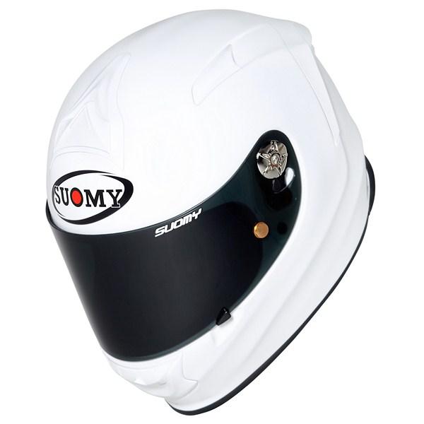 Suomy Sr Sport Plain full face helmet white