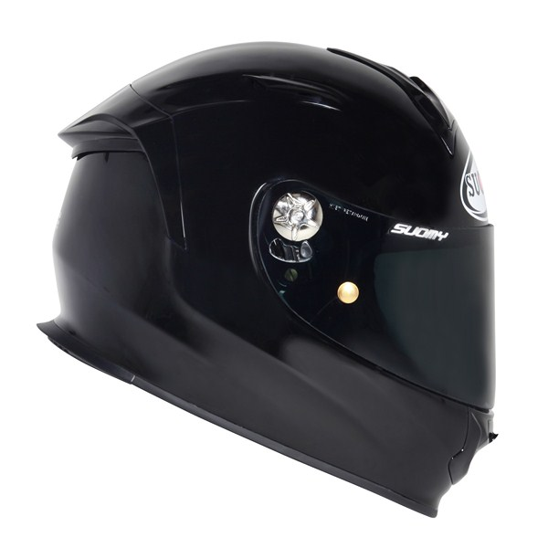 Suomy Sr Sport Plain full face helmet black