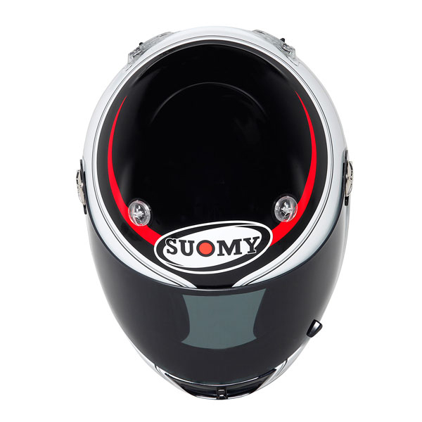 Suomy Vandal Royal red full-face helmet