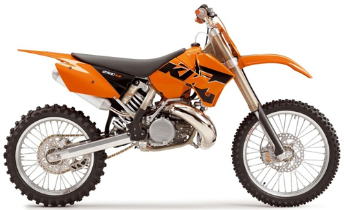 Ufo replacement plastics KTM SX-SXF 2004 Black