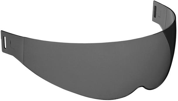 Inner sun visor ISV-4 fume XS-S