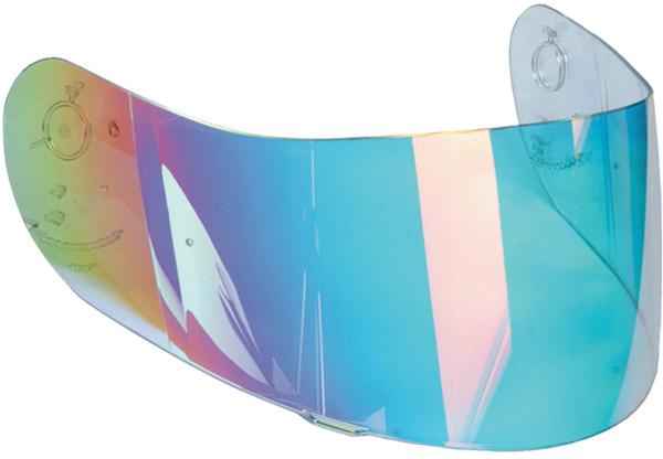 Visiera Agv Street 8 rainbow antigraffio-antiappannamento