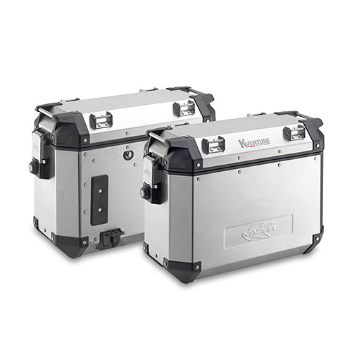 Kappa K-Venture Monokey side cases