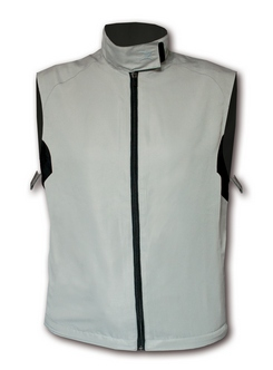 Heated Vest woman Klan Hot Inner Lady Grey