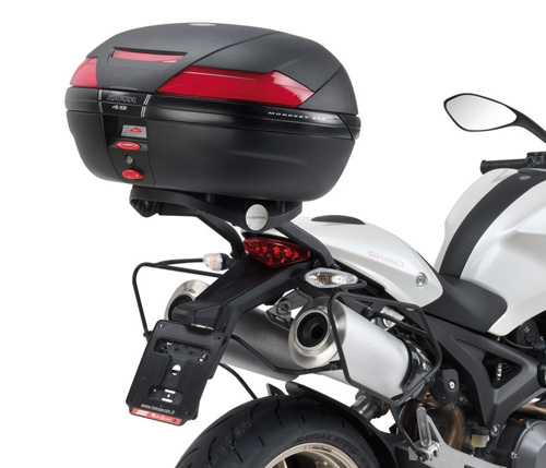 Monorack kz780 for Ducati Monster 696/796/1100