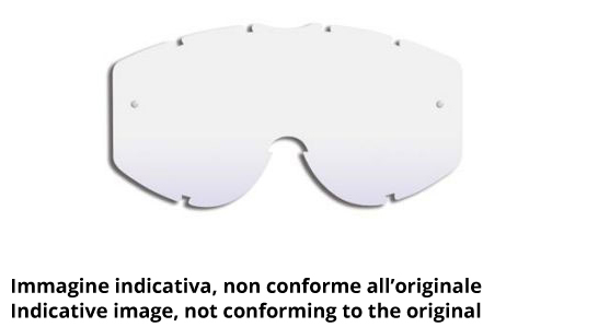 Ufo clear replacement lens