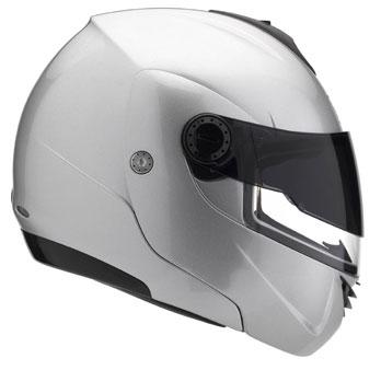 AGV Longway II Flip-Up Helmet - Col. Silver