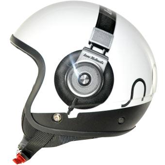 Cover Headphone Egg per casco componbile Love Helmet