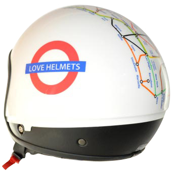 Love Helmet Cover shell Subway Egg